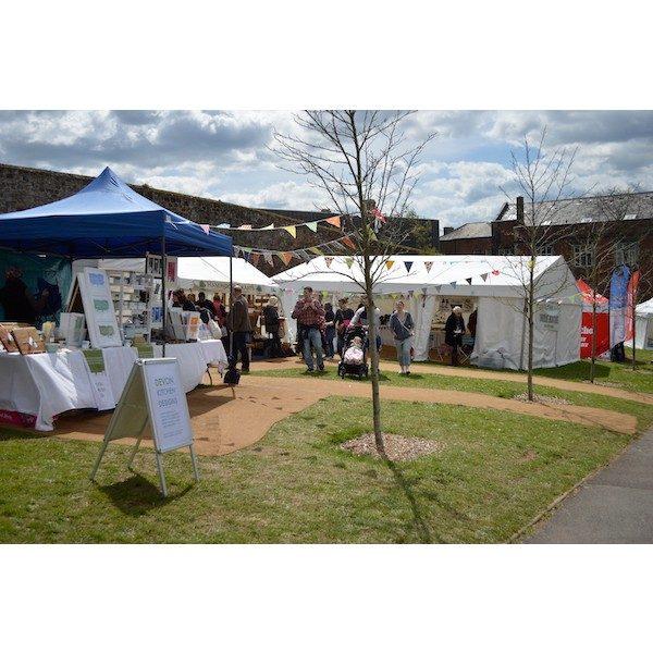 Unique Boutique Exeter Food Festival 600×600