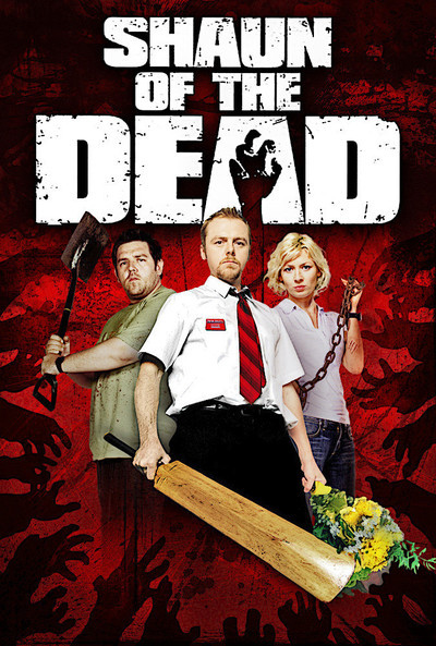 poster for Shaun of the Dead