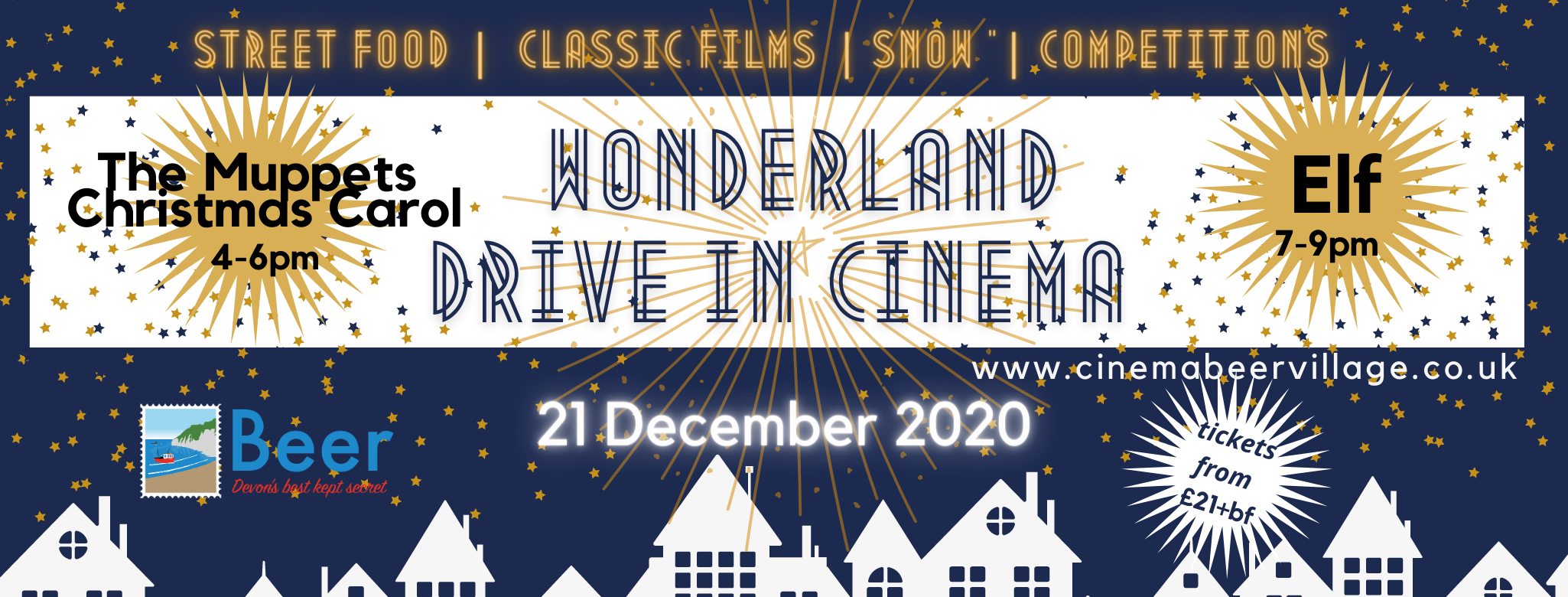 Drive In cinema East Devon