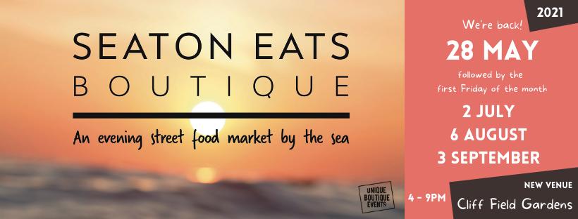 Seaton street food 2021